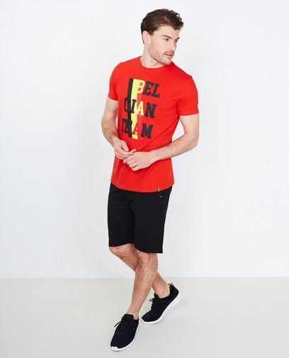 T-shirt 'Belgian Team'